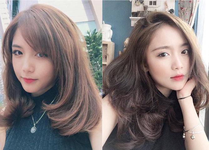 Những kiểu tóc thời thượng giúp phái đẹp chinh phục trời đông