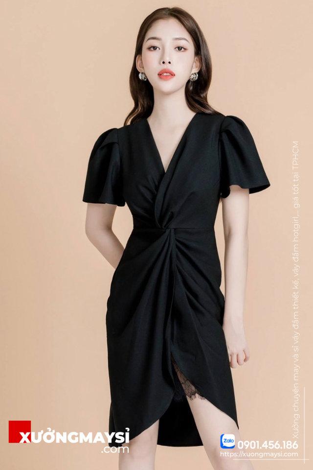 Váy đầm thiết kế D078