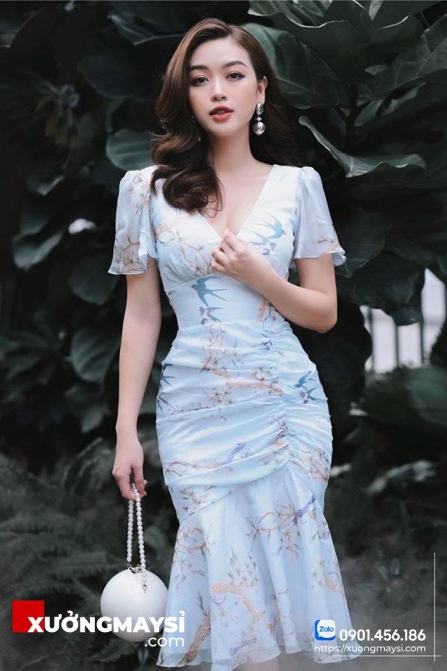 Váy đầm thiết kế D110