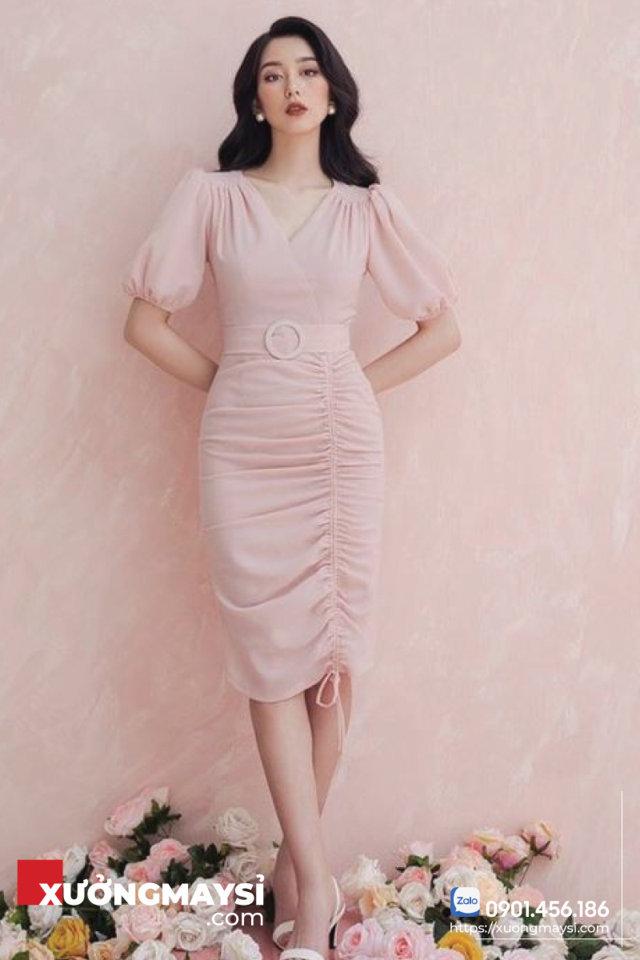 Váy đầm thiết kế D128