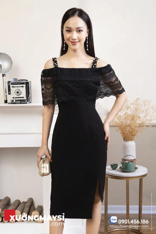 Váy đầm thiết kế D129