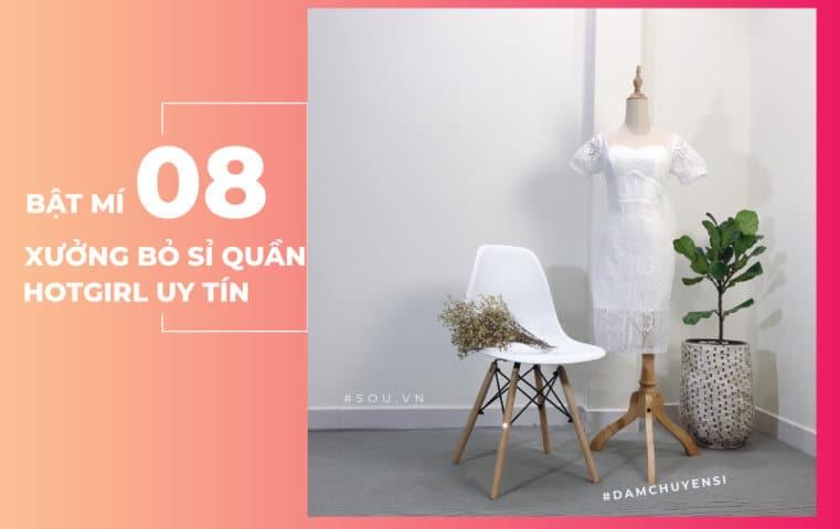 Damchuyensi.com - Xưởng quần áo hotgirl giá sỉ