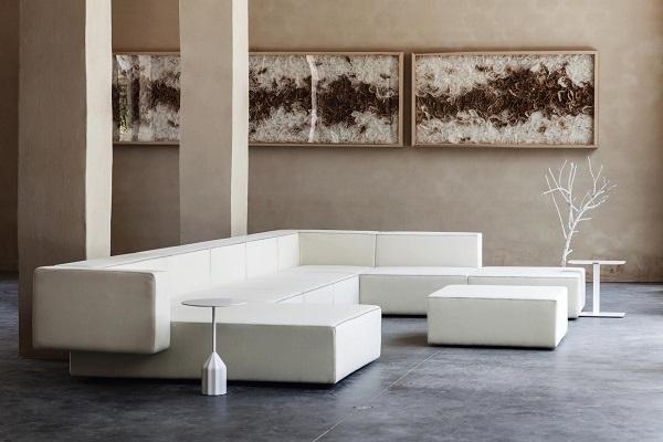 Bộ bàn ghế sofa văn phòng hiện đại